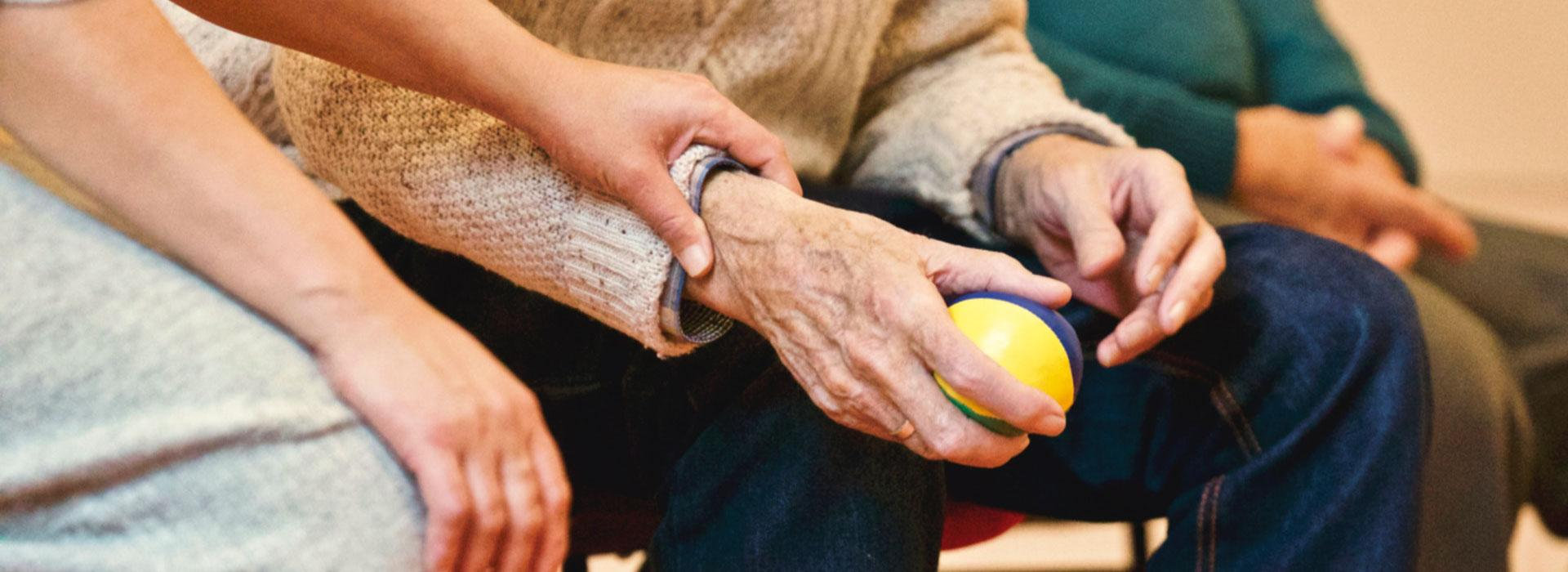 Senior man in the Southwest needs local care and support